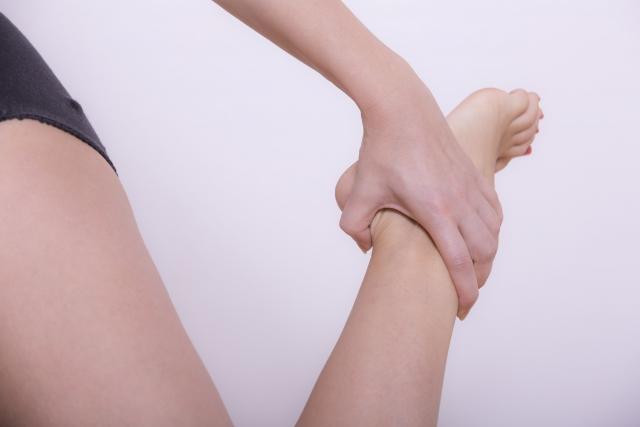 ひざ痛予防ストレッチ